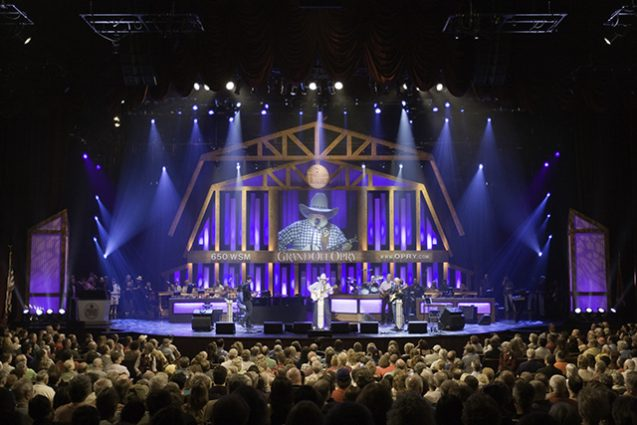 Charlie Daniels at Grand Ole Opry House