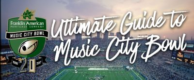Music City Bowl Guide in Nashville, TN