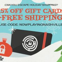 Escape Game Gift Card