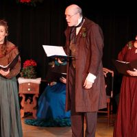A Victorian Christmas Carol with Charles Dickens