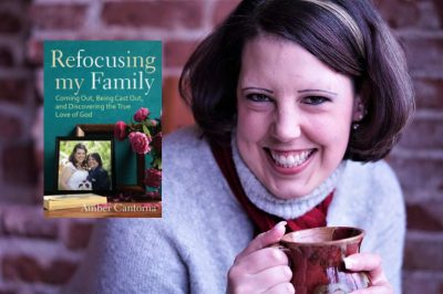 Amber Cantorna | Author of Refocusing My Family