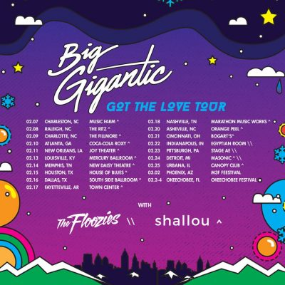 Big Gigantic w/ Shallou