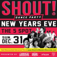 Shout! New Year's Eve Dance Party