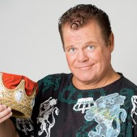 "Strawberry Slam Wrestling ft. Jerry ""The King"" Lawler"
