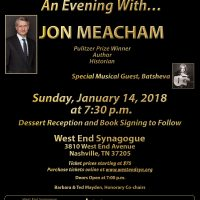 An Evening With Jon Meacham