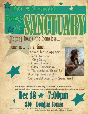 Songs for Sanctuary with Danny Flowers, Emi Sunshi...