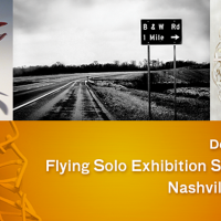 Flying Solo Exhibition Series Winter 2017-2018