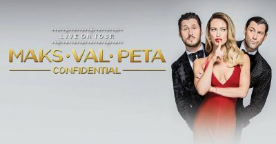 Maks, Val and Peta Live on Tour: Confidential