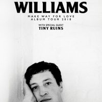 Marlon Williams | Make Way For Love Tour with Tiny Ruins