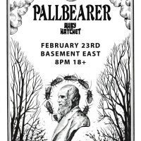 Pallbearer w/ Ruby The Hatchet