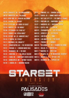 Starset - Immersion: Part 1