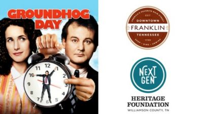Groundhog Day (PG) with Networking Reception