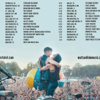 Matt and Kim with TWINKIDS and Cruisr