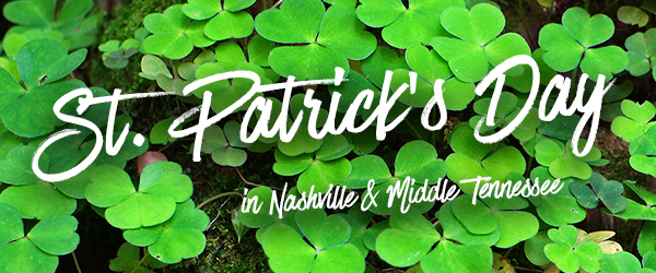 St. Patrick's Day in Nashville, TN