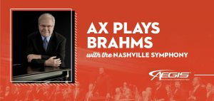 Ax Plays Brahms with The Nashville Symphony