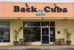 Back to Cuba Cafe