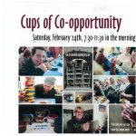 8th Annual Cups of Co-opportunity Benefit for Borderless Arts Tennessee