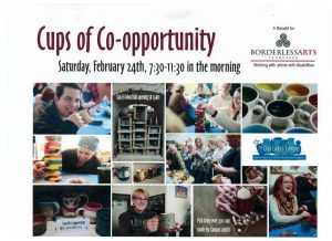 8th Annual Cups of Co-opportunity Benefit for Bord...