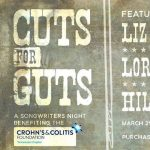 Cuts for Guts ft. Liz Rose, Lori McKenna, and Hillary Lindsey