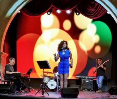 Music at the Frist: Latin Vocalist Luna Morena