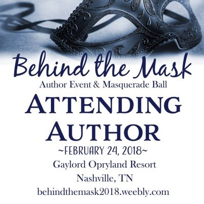 Behind the Mask Multiple Author Signing and Masque...