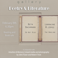 Poetry & Literature by Beth Bachmann and Lorraine M. López