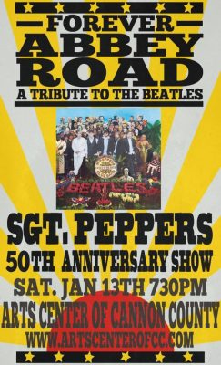 Forever Abbey Road Performs Sgt. Pepper & The Beatles' Greatest Hits