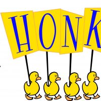 Auditions for HONK! The Musical
