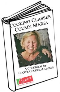 Cooking with Cousin Maria | Session 4