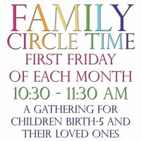 Belle Meade UMC Family Circle Time