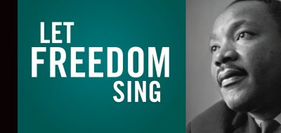 25th Anniversary Let Freedom Sing Concert
