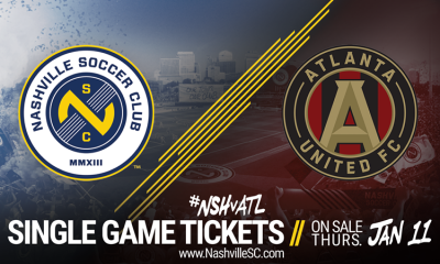 Nashville SC vs Atlanta United
