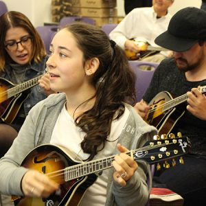 Family Program: Beginner Mandolin Workshop | 11:15...