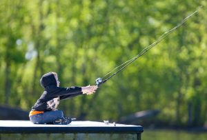 Crappie USA Kids Fishing Rodeo