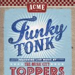 Funky Tonk   The Music City Toppers