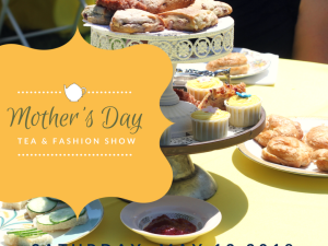 Mother's Day Tea & Fashion Show