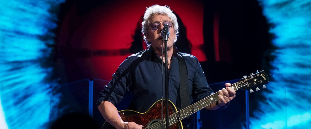 Featured Event: Roger Daltrey