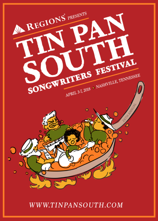 Tin Pan South | Marc-Alan Barnette, Jimbeau Hinson, Paul Jefferson, Ray Herndon