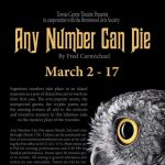 Any Number Can Die