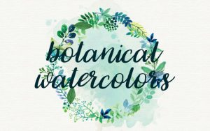Botanical Watercolors Teacher Workshop: Tulips - S...