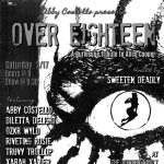 Over Eighteen: A Burlesque Tribute to Alice Cooper