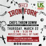 Nashville Scene's 11th Annual Iron Fork, Presented by US Foods