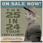 Jon Foreman 25in24 Concert and Film Screening