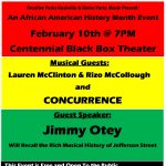 Jim Otey | Honoring African American History Month