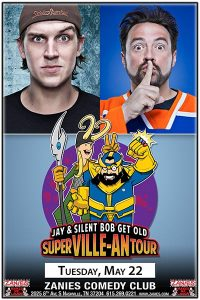 Jay and Silent Bob Get Old: Super VILLE-AN Tour