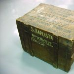 Collections Highlight | A Holocaust Survivors' Crate