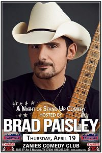 Nashville Comedy Fest | A Night of Comedy Hosted by Brad Paisley