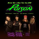 Poison w/Cheap Trick and Pop Evil