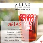 """Ale""ias 2nd Annual Fundraiser"