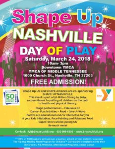 Shape Up Nashville